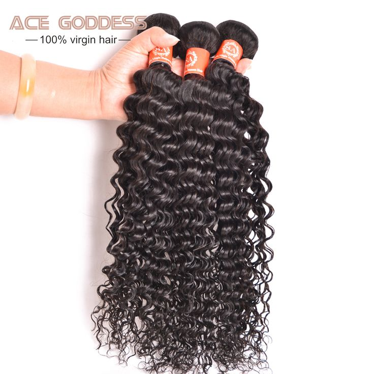 Peruvian Deep Wave 4pcs Unprocessed Virgin Peruvian Hair,Peruvian Virgin Hair  Human Hair Weave Peruvian Curly Hair 8-30INCH
