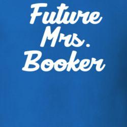 Future Mrs Devin Booker Kentucky Basketball Cute Fan Girl T Shirt
