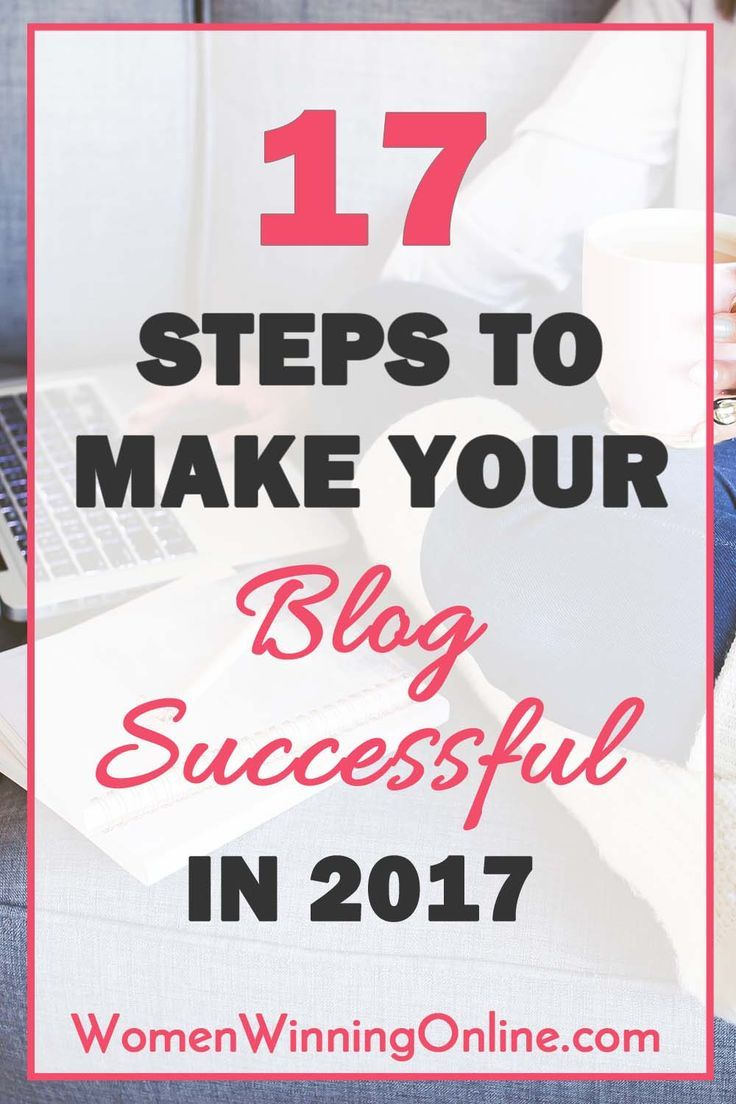 Ready to make your blog rock in 2017? Click for 17 steps on how to make that happen!