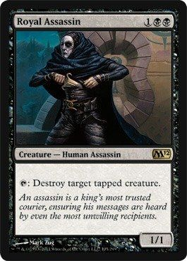Magic: the Gathering - Royal Assassin - Magic 2012 by Wizards of the Coast…