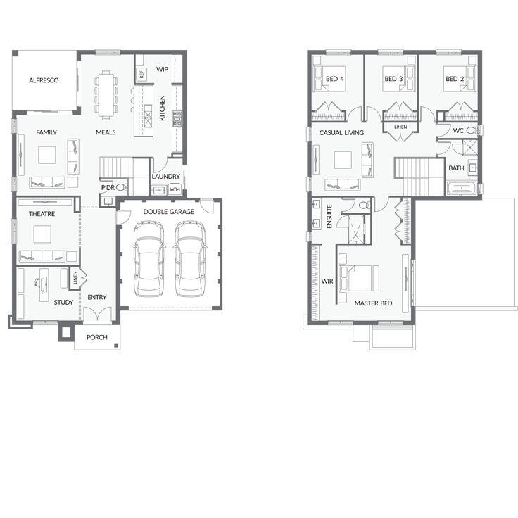 17 best House Designs images on Pinterest | House design, House ...
