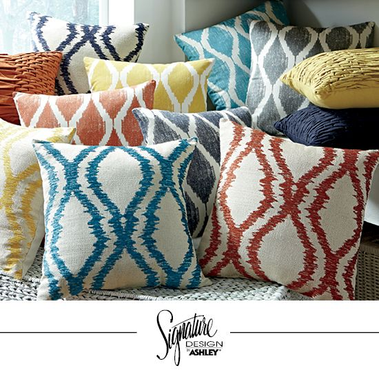 Accent Pillows   Ashley Furniture