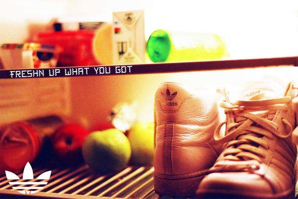 Adidas footwear advertising by İLKER TAN