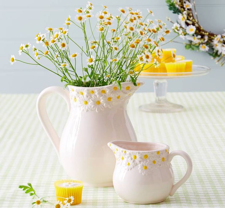 Daisy Kitchen Decor: 170 Best Images About Pick More Daisies On Pinterest