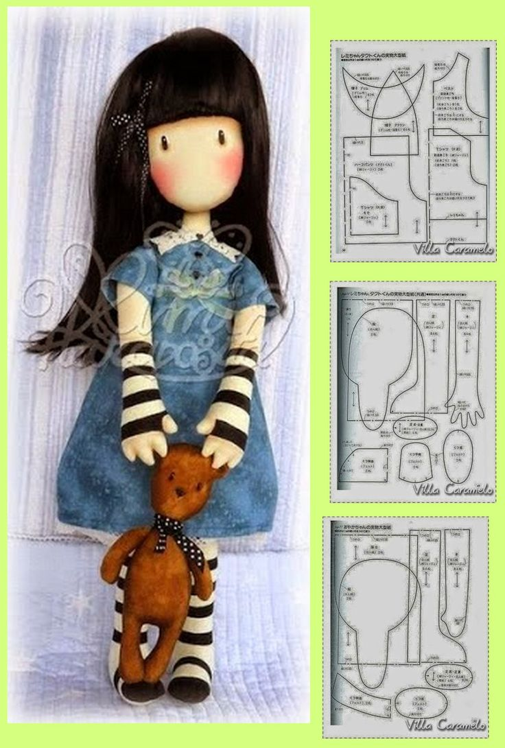 rag doll pattern ...Nims....