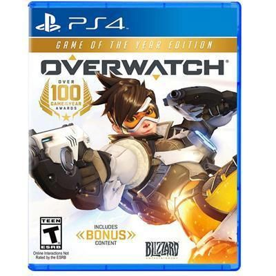 Overwatch Goty Edtn Ps4  #PS #PS4 #Controllers #hats #amazing× #Discount #GeekGamersNerds #WORLDWIDE× #lol #Dragonball