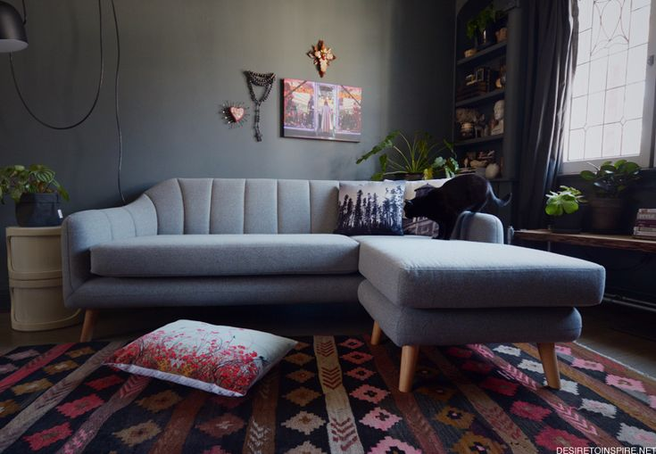 My New Sofa From Furniture Maison Desire To Inspire