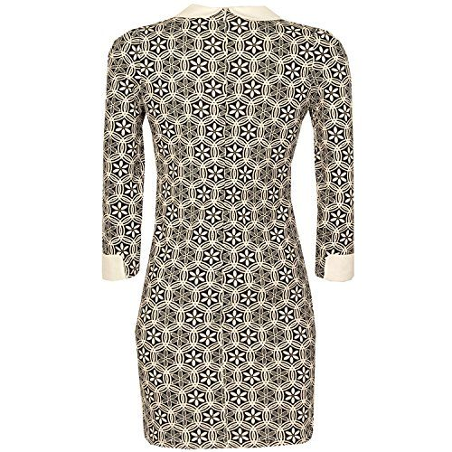 That Killer Dress! QED LONDON Contrast Dress will get you noticed...Treat yourself or someone special, SHOP NOW: