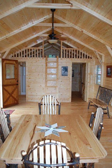 Wildcat Barns' Log Cabins, RENT TO OWN, Custom Built Log ...