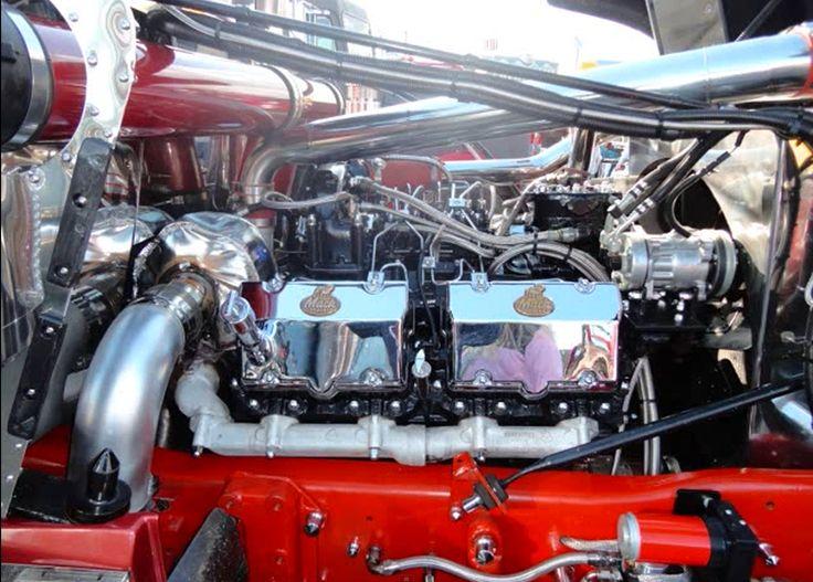 Old Mack Engine | Truck engine's &.. | Pinterest | Engine, Truck engine and Diesel engine