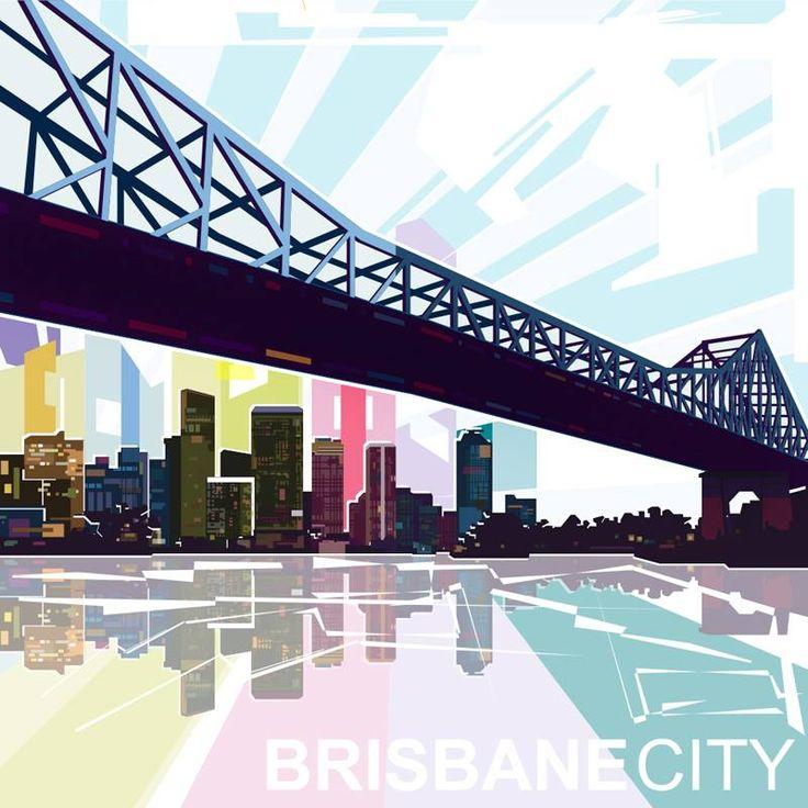 Brisbane di Queensland