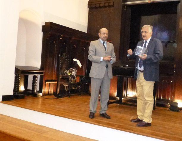 Consul Alemão acompanha restauro do Museu Judaico de SP
