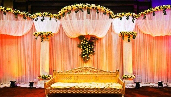 Stage Decoration For Wedding Wedding Stage Decoration