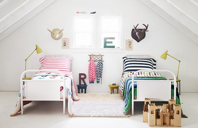 A Recipe For Charming Kids' Rooms