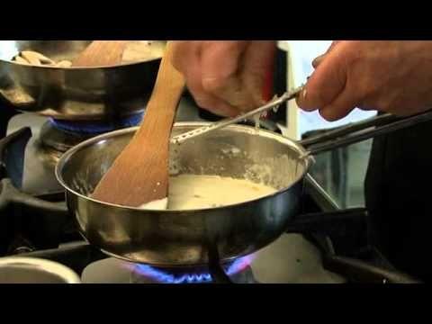 Így főzünk Mi - Zöldséggel töltött csirkemell szicíliai mártással, gombás rizzsel