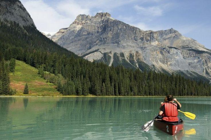 Montagne Rocciose, Canada