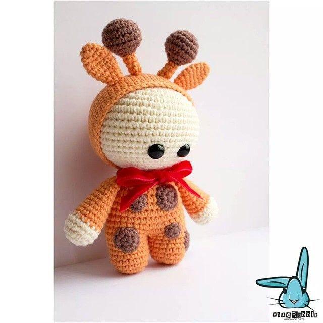 Giraffe doll