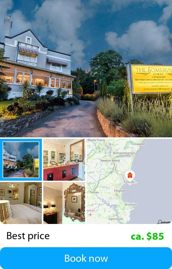 The Somerville (Torquay, United Kingdom) – Book this hotel at the cheapest price on sefibo.