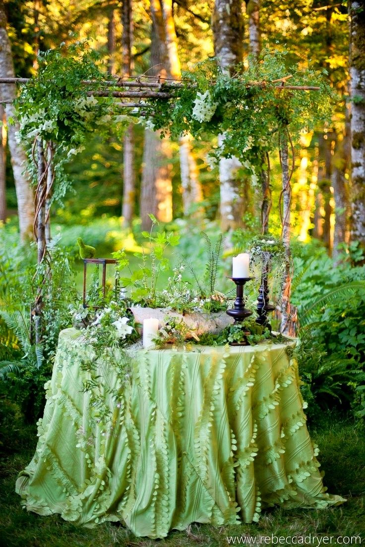 Earth Witch:  #Earth #Witch ~ Woodland Altar.