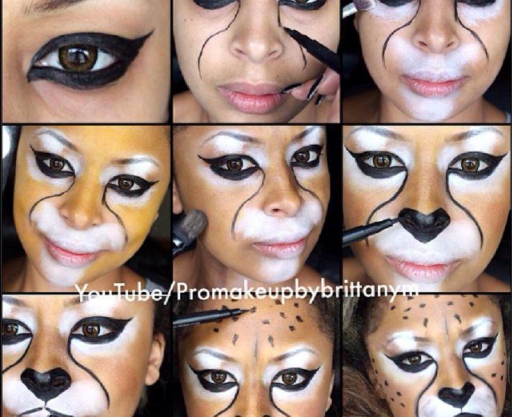 Top Last Minute Makeup Tutorials Halloween