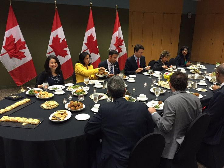Justin Trudeau Welcomes Ramadan with Special Iftar | About Islam