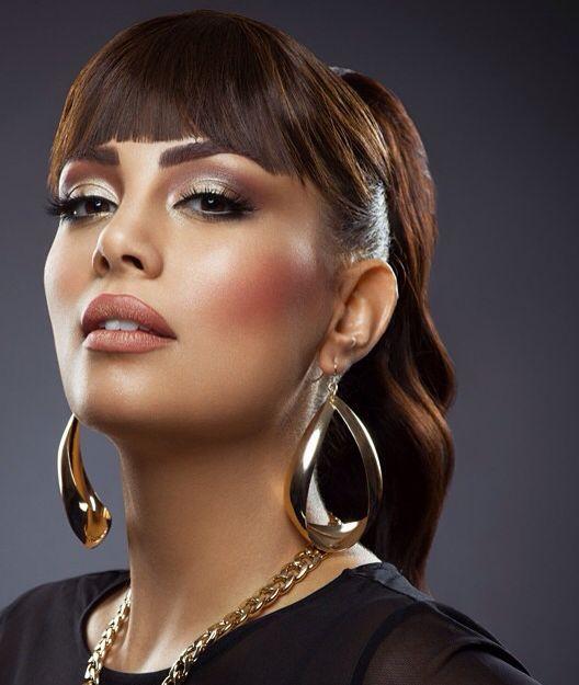 Pure makeup beauty. MUA Layla Harmony #artofmakeup #makeupstudionl #makeupstudiokuweit