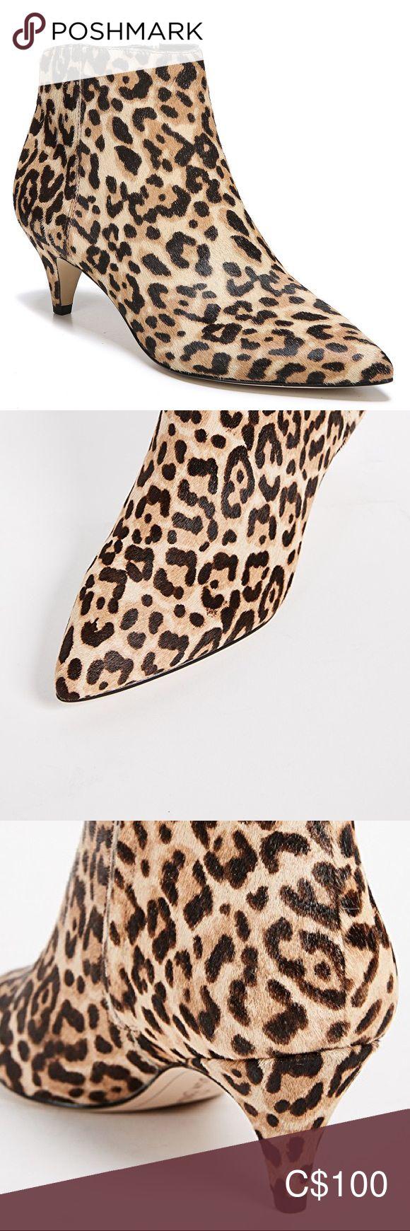 NIB Sam Edelman Kinzey Leopard Stiefeletten NIB Sam Edelman Kinzey Leopard Stiefeletten in …   – My Posh Picks