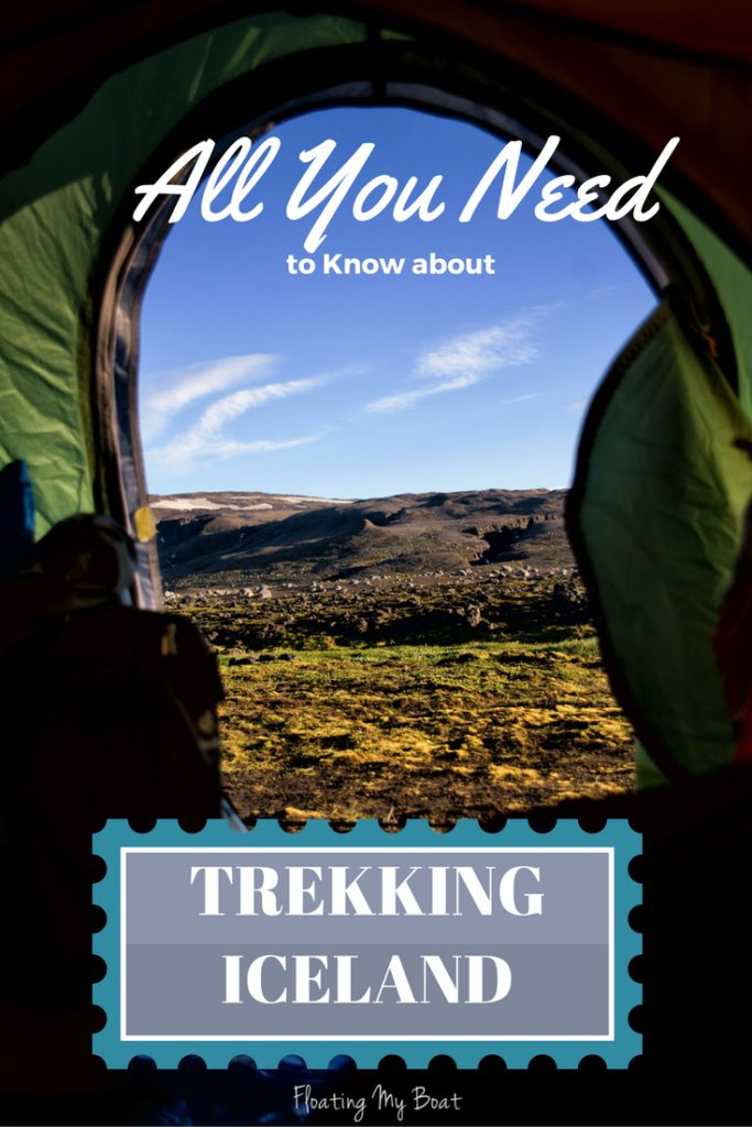 All you need to know about trekking Iceland