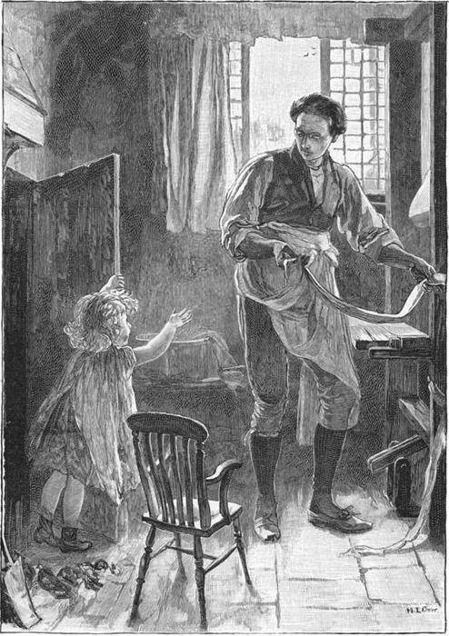 Illustration of 'Silas Marner'