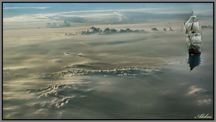 Τα πειρατικά πλοία κρύβονται στα σύννεφα
