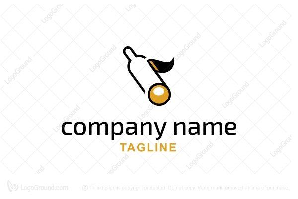 Logo for sale: Dance Bar Logo