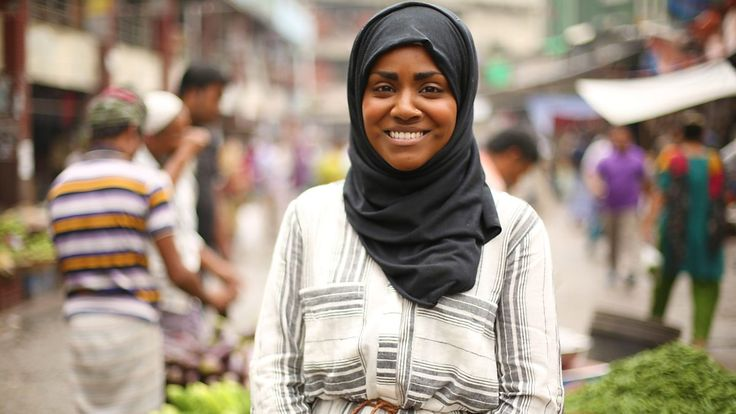 Nadiya Hussain explores the recipes that have shaped her love of cooking