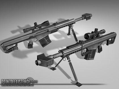 Fusil M40. XM2010 Enhanced Sniper Rifle. CheyTac Intervention. Barrett XM109. Barrett...