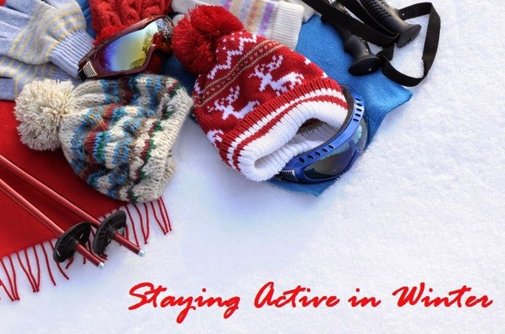 Atlantic Medical Imaging: How to Stay Active During Winter Holidays
