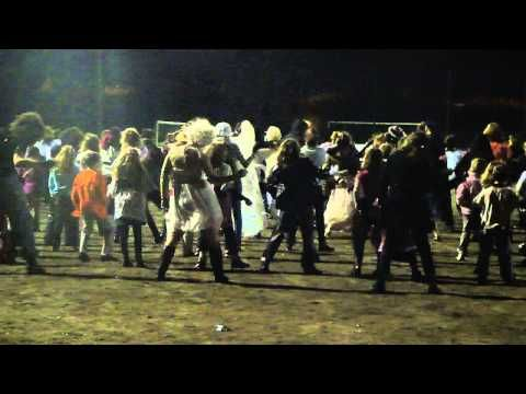 Thrill the world 2012 rosny sous bois - YouTube
