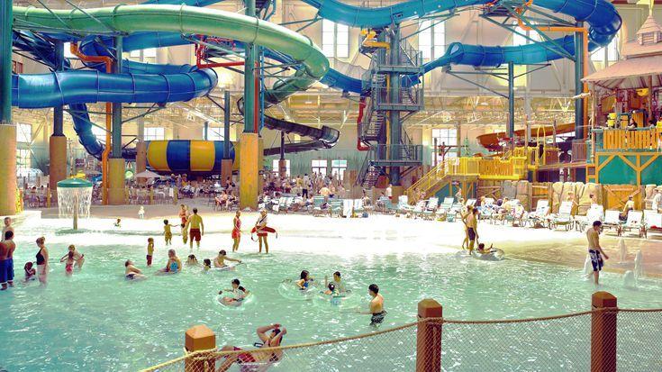 Indoor Water Park Resort Near Me Hotel Near Me