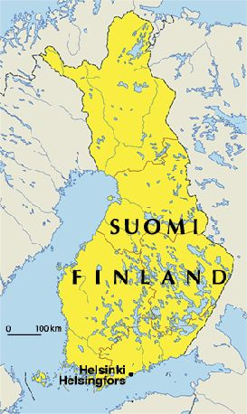 Finland is where my heart is...