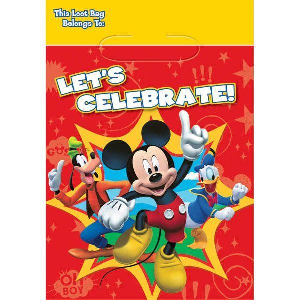 Loot Bags 1st Birthday Boys Balloons 8 Pk: Best 25+ Mickey Mouse Games Ideas On Pinterest