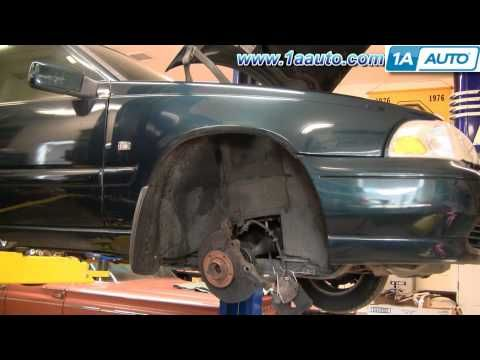 92 best volvo repair images on pinterest volvo cars and volvo 850 how to install replace front strut volvo c70 s70 v70 98 00 1aauto sciox Gallery