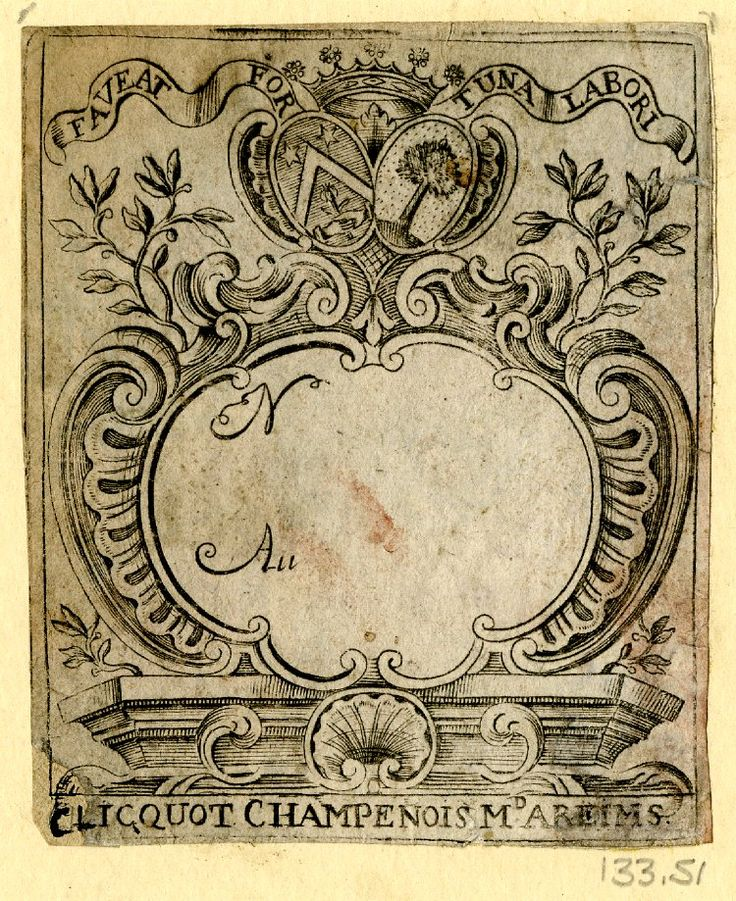antique labels vintage