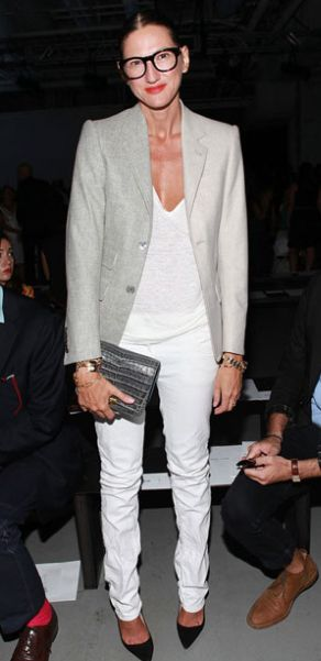 Jenna Lyons Style   Get her look