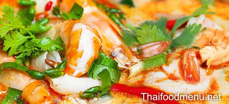 Thai famous curry recipes.Make it easy with pictures. Tom yum koong.  http://www.thaifoodmenu.net