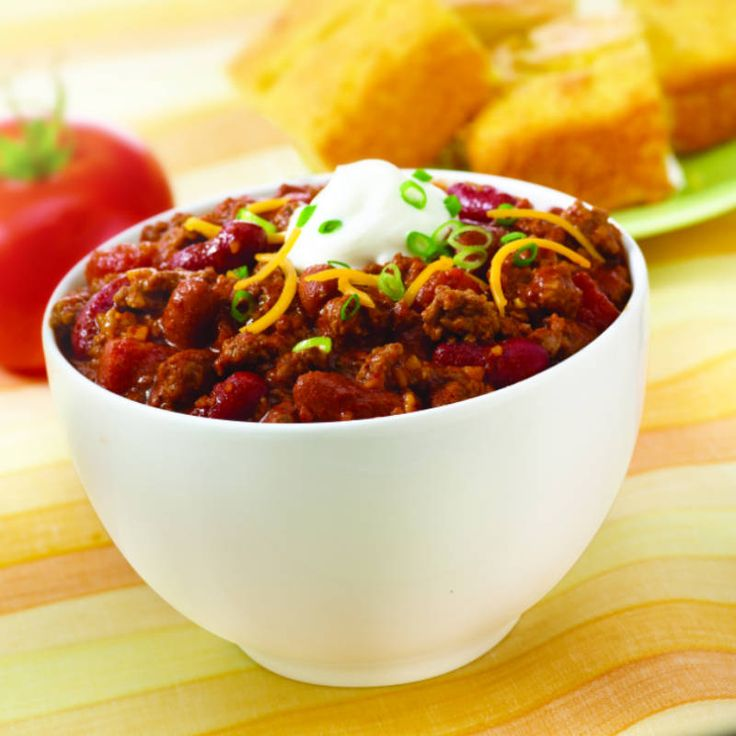 McCormick® Chili Seasoning Mix is a zesty blend of authentic seasonings, including chili peppers, that makes preparing delicious chili a snap.
