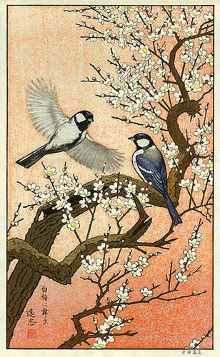 Toshi Yoshida / Spring Birds