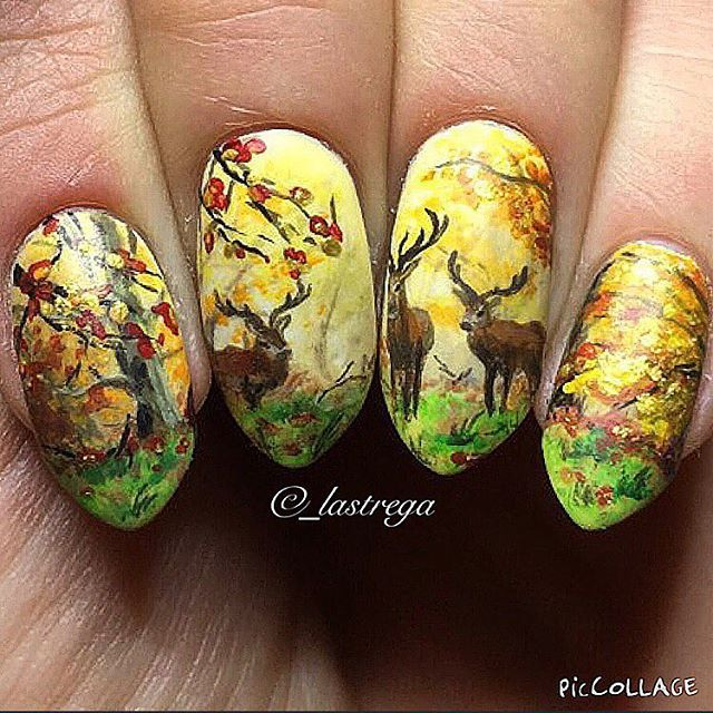 Instagram media _lastrega  #nail #nails #nailart