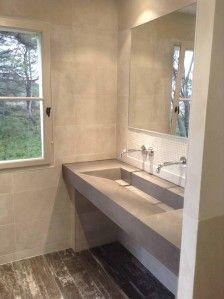 vasque beton ductal