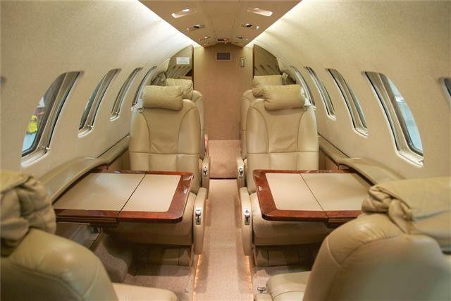 Premier Jet Aviation | jetav | Cessna Citation CJ2 Specifications