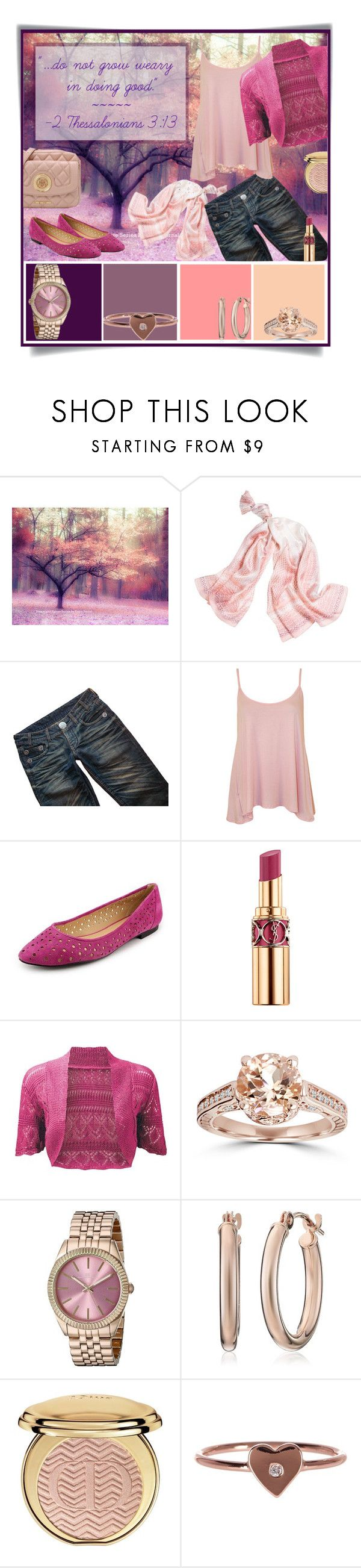 """2 Thessalonians 3:13"" by todahjesus ❤ liked on Polyvore featuring Post-It, White House Black Market, Thomas Wylde, WearAll, Mojo Moxy, Yves Saint Laurent, Oceanaut, Christian Dior, Gorjana and Love Moschino"