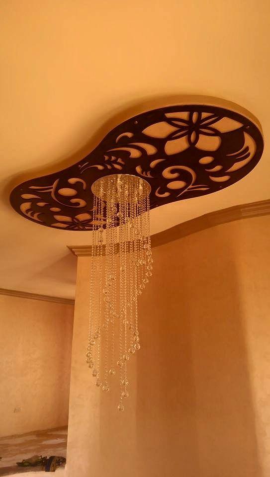 30 Decken Dekoration Ideen 2020 Deckendekoration Decor Lamp