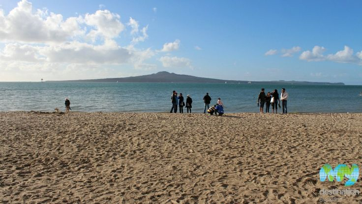 Mission Bay Beach, Auckland